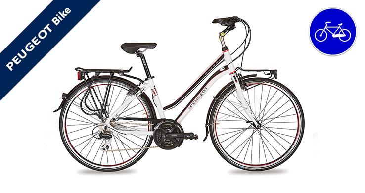 professione auto peugeot roma bicicletta girl bike