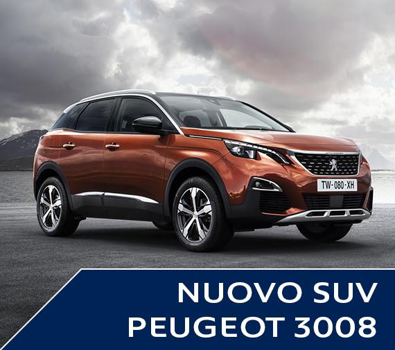 professione auto peugeot roma nuovo suv 3008